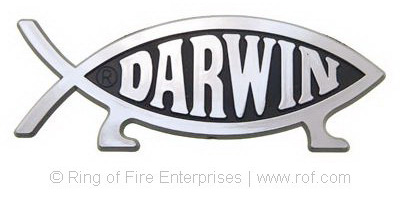 Darwin Fish Car Emblem darwin,darwin fish,car emblem,car badge,car plaque,car sticker, darwin sticker