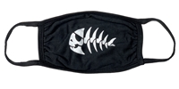 Jolly Pirate Fish Face Mask mask,fsm,face,facemask,jolly, jolly pirate,pirate,skeleton